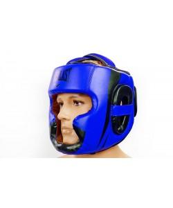 Шлем боксерский (с полной защитой) FLEX ELAST BO-5342