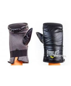 Снарядные перчатки из кожи ELAST MA-3645, размеры S M L, 14560, MA-3645, EVERLAST, Снарядные перчатки