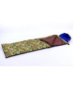 Спальный мешок (одеяло с капюшоном) Zelart SY-4083