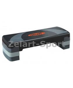 Степ-платформа для аэробики Zel Fl-3589, 16304, Fl-3589, Zelart, Степ платформа