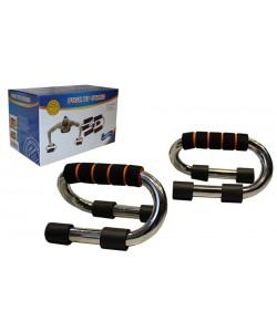 Упоры для отжиманий Zel PUSH-UP BAR из металла FI-3971, 2шт, 14562, FI-3971, Zelart, Упоры для отжиманий