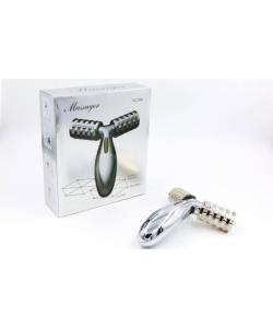 Массажер ручной роликовый для всего тела (рук, ног и спины) 2шт ABS пластик Zelart (XC-208), 20261, XC-208, Zelart, Массажный мячик для ног и рук