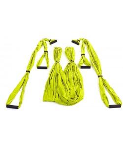 Гамак для йоги со стропами Zel (FI-5323-3), 18575, FI-5323-3, Zelart, Гамак для йоги