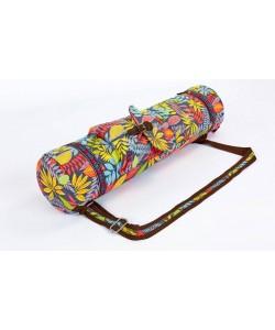 Сумка-чехол для коврика для занятий йогой, фитнесом нейлон 70х16см OSPORT (FI-6972-4), 19429, FI-6972-4, OSPORT, Сумки