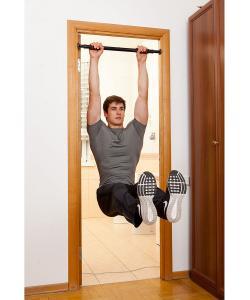 Турник в дверной проем 100-150 см OSPORT (82040), 19055, 82040, OSPORT, Турник в дверной проем
