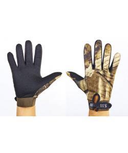 Перчатки спортивные (тактические) с закрытыми пальцами Zel (BC-4467), , BC-4467, Zelart, Мотоперчатки