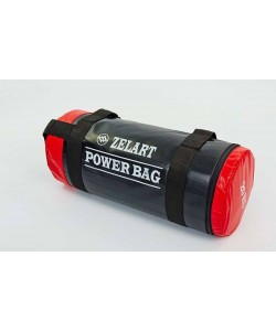 Мешок для кроссфита и фитнеса Power из ПВХ 20кг Zel (FI-5050A-20), , FI-5050A-20, Zelart, Болгарский мешок