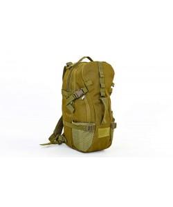 Рюкзак-сумка туристическая тактическая 30л Zel (TY-119), , TY-119, Zelart, Рюкзаки