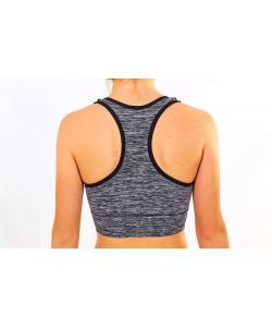Топ спортивный для фитнеса и спорта лайкра Zel (CO-2232-2), , CO-2232-2, Zelart, Одежда и пояса для похудения