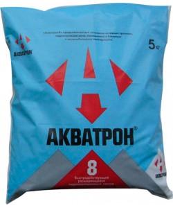 Гидропломба (гидроизоляционный раствор) Акватрон 8, , Акватрон 8, Акватрон, Гидроизоляция