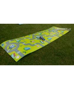 Детский развивающий игровой коврик OSPORT Автодорога (FI-0053), 00-00000870, FI-0053, OSPORT, Развивающие игры
