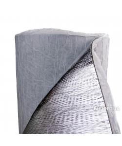 Изолон самоклеющийся фольгированный 5мм химически сшитый ( ISOLONTAPE 300 LA, 3005)
