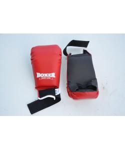 Накладка каратэ Boxer, Кожвинил, 2350, Накладка каратэ Кожвинил (Boxer), Boxer, Перчатки для рукопашного боя, каратэ