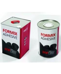 Клей для вспененного каучука Formix 1литр, , Клей Formix 1литр, ONEFLEX, Аксессуары для монтажа вспененного каучука