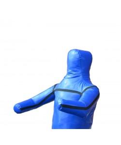 Манекен борцовский для борьбы из ПВХ ткани (вес - 15-40 кг, рост - 110-170 см), , Борцовский манекен, OSPORT, Манекен для борьбы