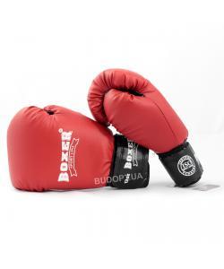Перчатки боксерские из кожвинила Boxer 12 унций (bx-0034), , bx-0034, Boxer, Боксерские перчатки
