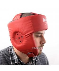 Шлем боксёрский из кожвинила Boxer L (bx-0068)