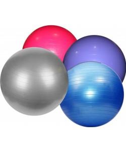 Мяч для фитнеса (фитбол) ZEL гладкий глянец 85см