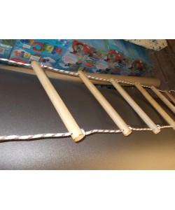 Лестница веревочная для детей, 1573, Детская лестница веревочная, Boxer, Аксессуары для тренажеров