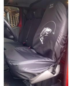 Чехлы на автомобильные сиденья Kibas Seat Covers Carp, 2151, Seat Covers Carp, Kibas, Охота и рыбалка