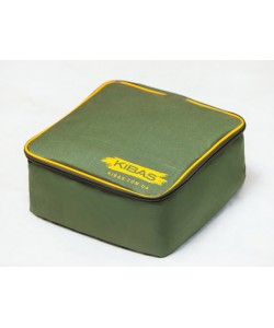 Футляр (чехол, сумка) для 4х катушек жесткий Kibas K 1304 line, , K 1304 line, Kibas, Сумки для рыбалки (снастей, катушек)