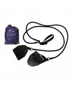 Тренировочная система с лопатками PL-3030-M, 12023, PL-3030-M, Zelart, Аквааэробика