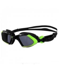 Очки для плавания Arena Viper Unisex, черно-салатовый