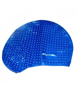 Шапочка для купания Spokey Belbin, синяя