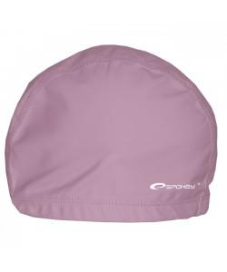 Силиконовая шапочка для плавания Spokey Torpedo, розовая