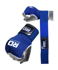 Бинт-перчатка RDX Inner Gel Blue, 10408, 10408, RDX, Боксерские бинты
