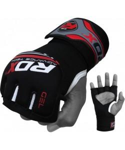 Бинт-перчатка RDX Neopren Gel Red, 10411, 10411, RDX, Боксерские бинты