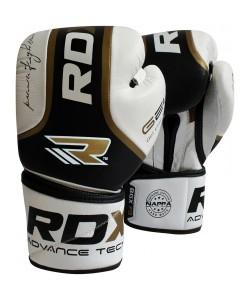 Боксерские перчатки RDX Elite Gold, 11490, 10111, RDX, Тренировочные перчатки