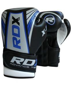 Детские перчатки для бокса RDX Blue, 10117, 10117, RDX, Детские боксерские перчатки