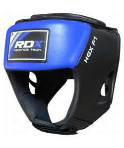 Боксерский шлем RDX Blue new, 10507, 10507, RDX, Шлемы для единоборств