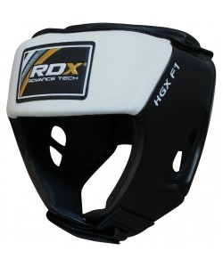 Боксерский шлем RDX White, 10509, 10509, RDX, Шлемы для единоборств