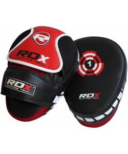 Лапы боксерские RDX Multi Red, 11521, 11006, RDX, Макивары, лапы для бокса
