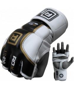 Перчатки ММА RDX Pro Golden, 10308, 10308, RDX, Перчатки для рукопашного боя, каратэ