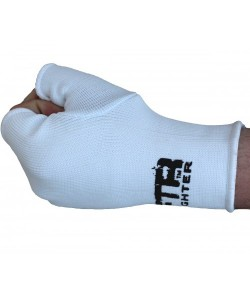 Бинт-перчатка RDX White, 11455, 12106, RDX, Перчатки для рукопашного боя, каратэ