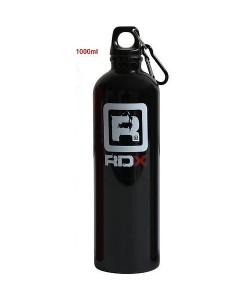 Бутылка для воды RDX Aluminium Black 1000ml, 11591, 11802, RDX, Шейкер и бутылки для воды