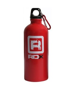 Бутылка для воды RDX Aluminium Red 600ml, 11594, 11805, RDX, Шейкер и бутылки для воды