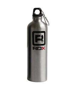 Бутылка для воды RDX Aluminium Silver 1000ml, 11590, 11801, RDX, Шейкер и бутылки для воды