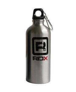 Бутылка для воды RDX Aluminium Silver 600ml, 11595, 11806, RDX, Шейкер и бутылки для воды