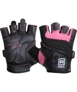 Перчатки для фитнеса женские RDX Pink, 20108, 20108, RDX, Спортивные перчатки
