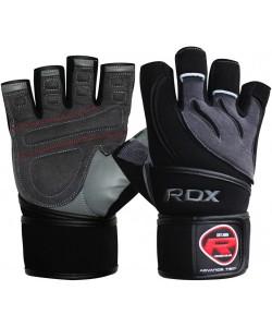 Перчатки для фитнеса RDX Pro Lift Black, 20104, 20104, RDX, Спортивные перчатки