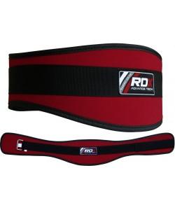 Пояс для тяжелой атлетики RDX Red, 20403, 20403, RDX, Атлетический пояс
