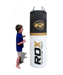 Детский боксерский мешок RDX Gold 1.2м, 20-25кг, 11740, 30109, RDX, Боксерские груши, Мешки