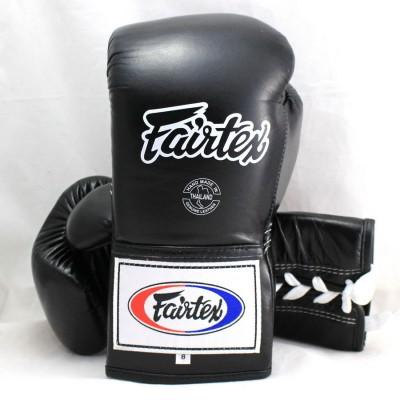 Профессиональные перчатки FAIRTEX Pro Competit