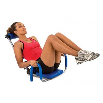 """Тренажёр для мышц живота, с фиксированным сиденьем """"ПРЕСС"""""""