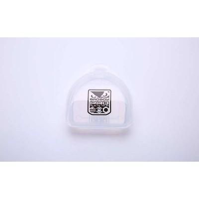 Футляр для боксерской капы BAD BOY ВО-5962, прозрачный