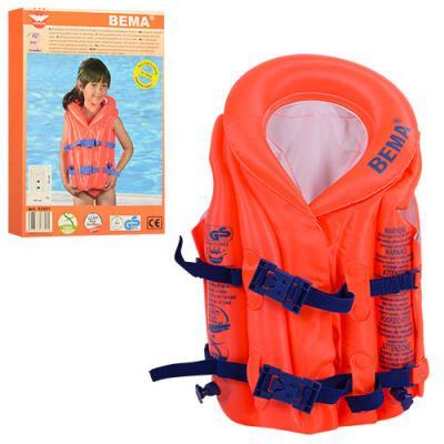 Детский надувной спасательный жилет пляжный ПВХ BEMA (D25712)